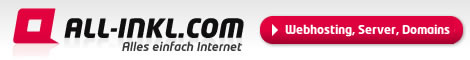 ALL-INKL.COM - Webhosting Server Hosting Domain Provider