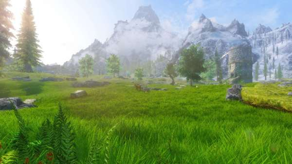 20+ Skyrim Graphics Overhaul Pictures and Ideas on Meta Networks