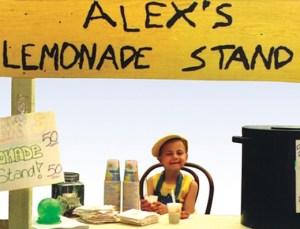 無題 Alex lemonade day 20160606