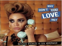 Beyonce why dont you love me review and video