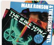 Mark Ronson The Bike Song review