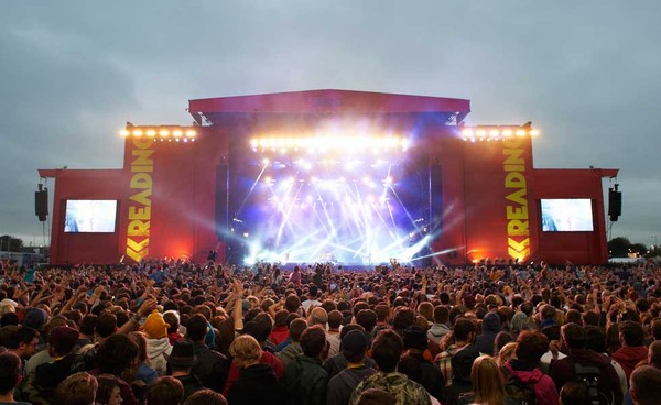 Reading and Leeds 2014