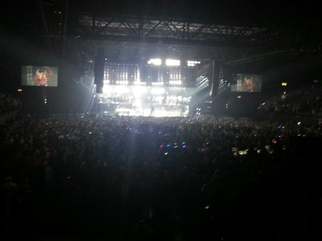 beyonce lg arena 1