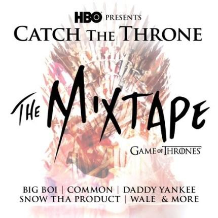 Catch The Throne mixtape