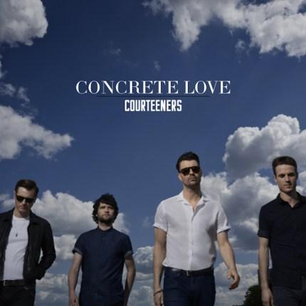 Courteeners new album Concrete Love