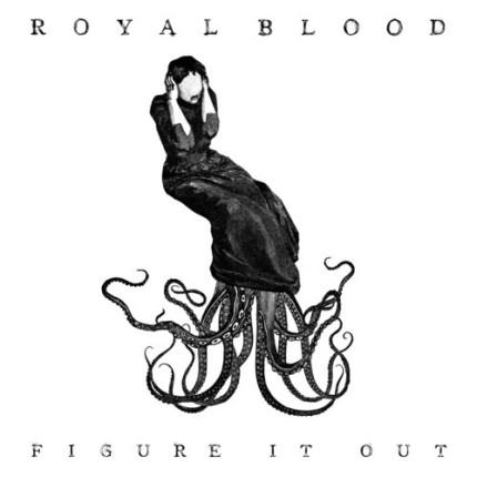 Royal Blood single Figure It Out