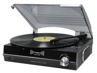 Steepletone vinyl player