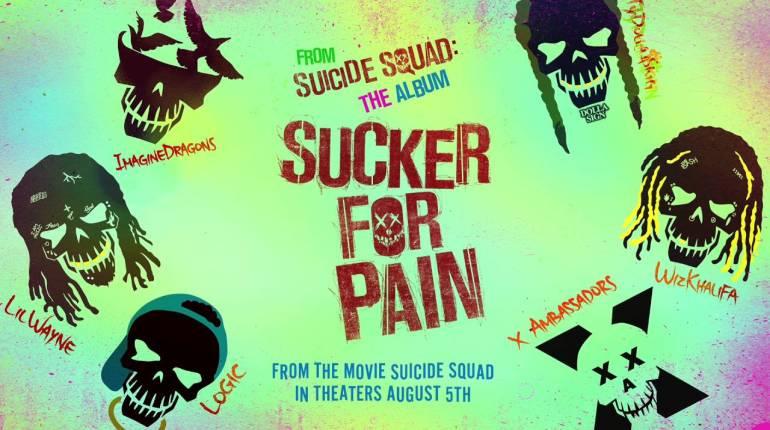 sucker for pain