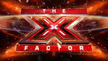 gaga and zara at x factor uk
