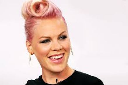 pink working on new music