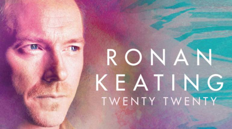 Ronan keating 20 new song