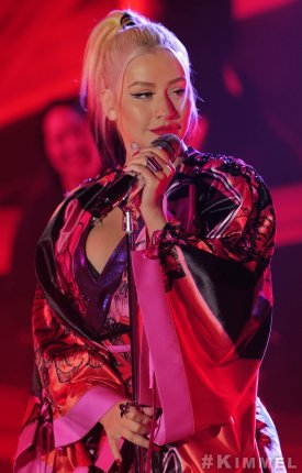 Christina Aguilera Loyal Brave True