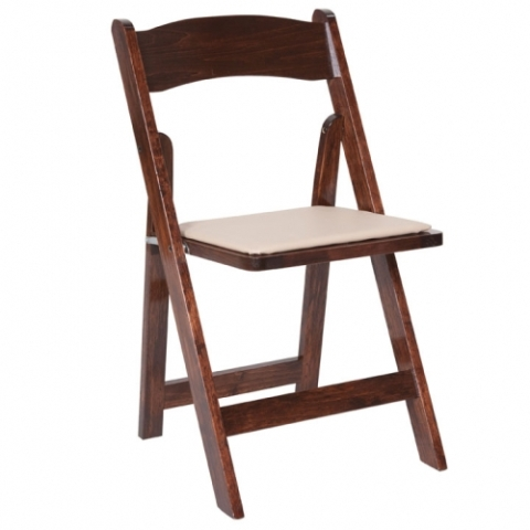 chair cover rentals windsor ontario heavy duty power lift chairs wood folding fruitwood with padded seat