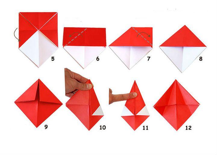 Қайта ойнатылған оригами саңырауқұлақ жинағы
