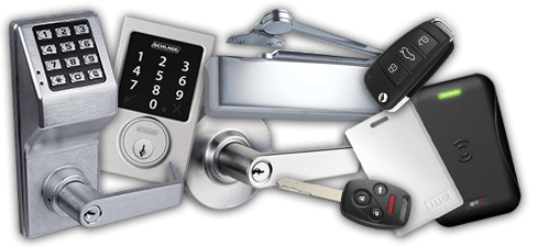 Arvada Locksmith: Security Products
