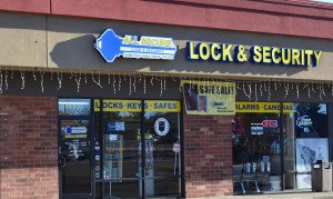 All Secure Storefront