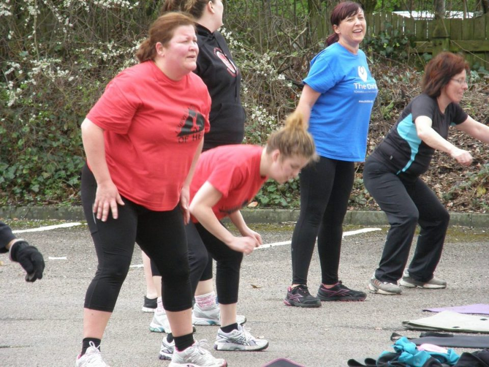 Worsley Bootcamp Training Session