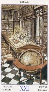 Таро Казановы трактовка карты Мир