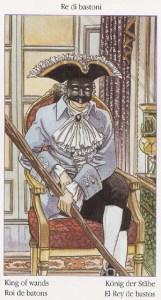 Таро Казановы трактовка карты Король Жезлов
