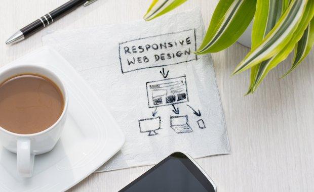 Progressive and Responsive Website Design Near You