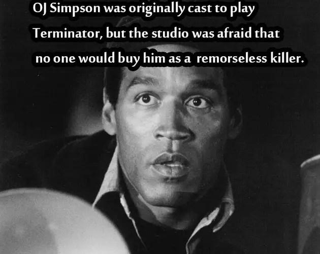 OJ Simpson As The Terminator