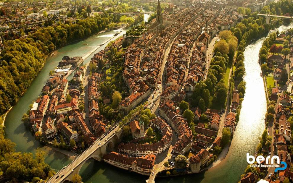 Aerial Photography Bern