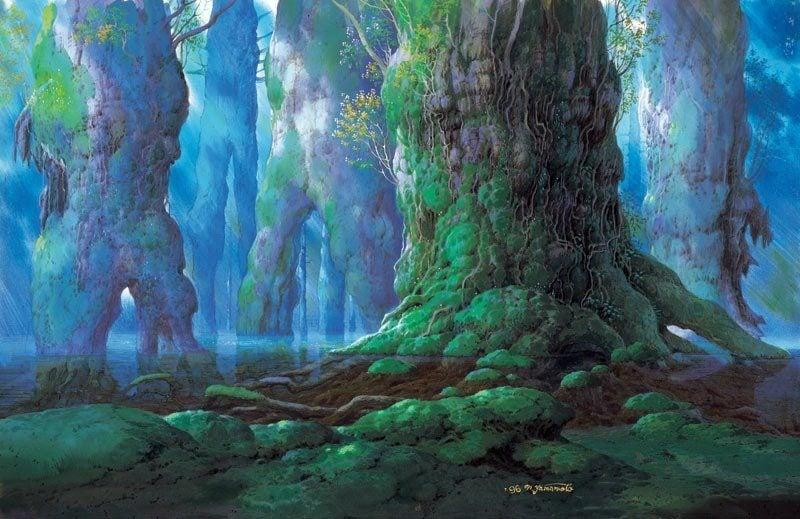 The Girl Who Leapt Through Time Wallpaper 1920x1080 Yamamoto Nizo S Most Beautiful Work At Studio Ghibli
