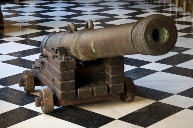 Atocha Cannon