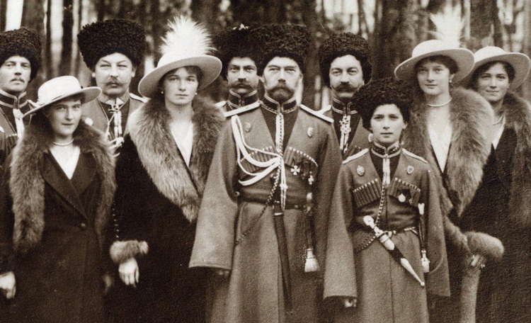 Image result for romanovs last photograph