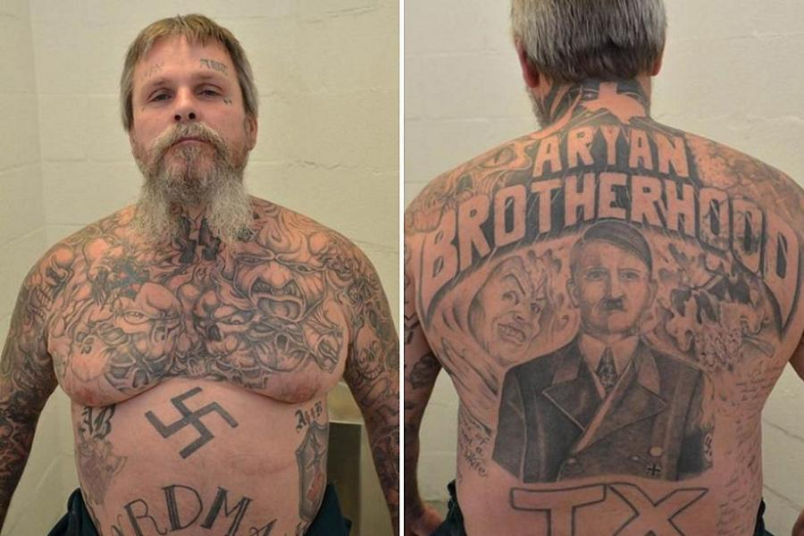 Image result for aryan brotherhood