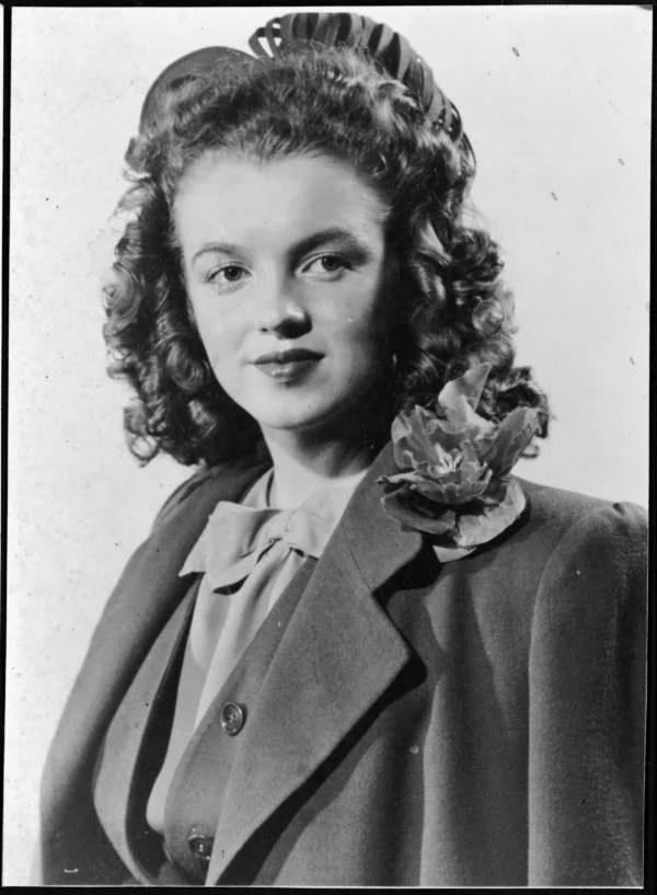Norma Jeane Marilyn Monroe