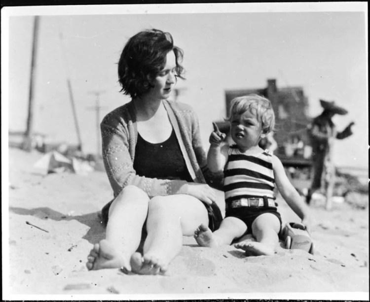 Norma Jeane Mortenson Mother