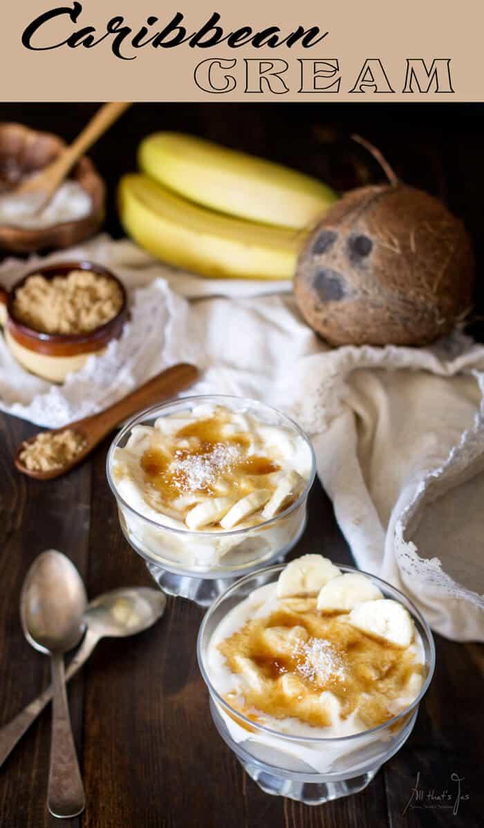 Caribbean Cream - All that's Jas