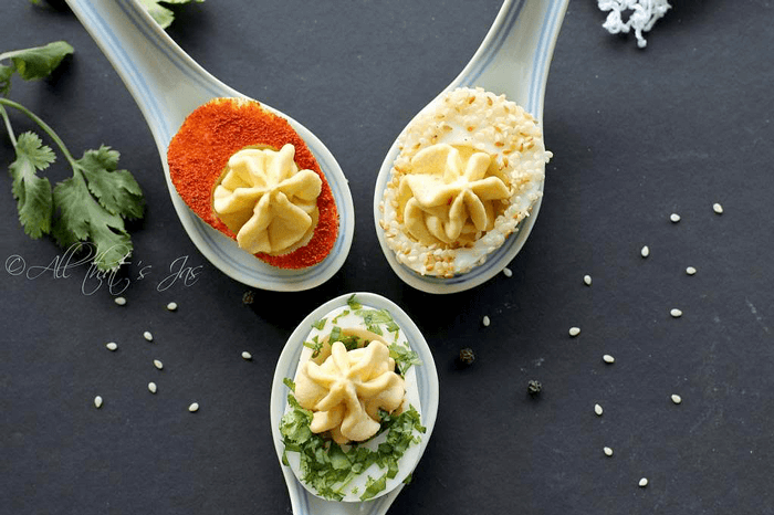 the best deviled eggs | All that's Jas