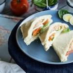 Venetian crab sandwich