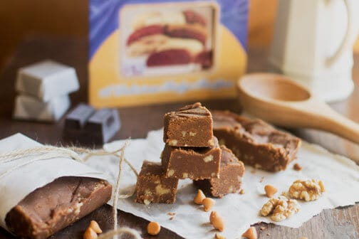 Mackinac Chocolate Butterscotch Fudge
