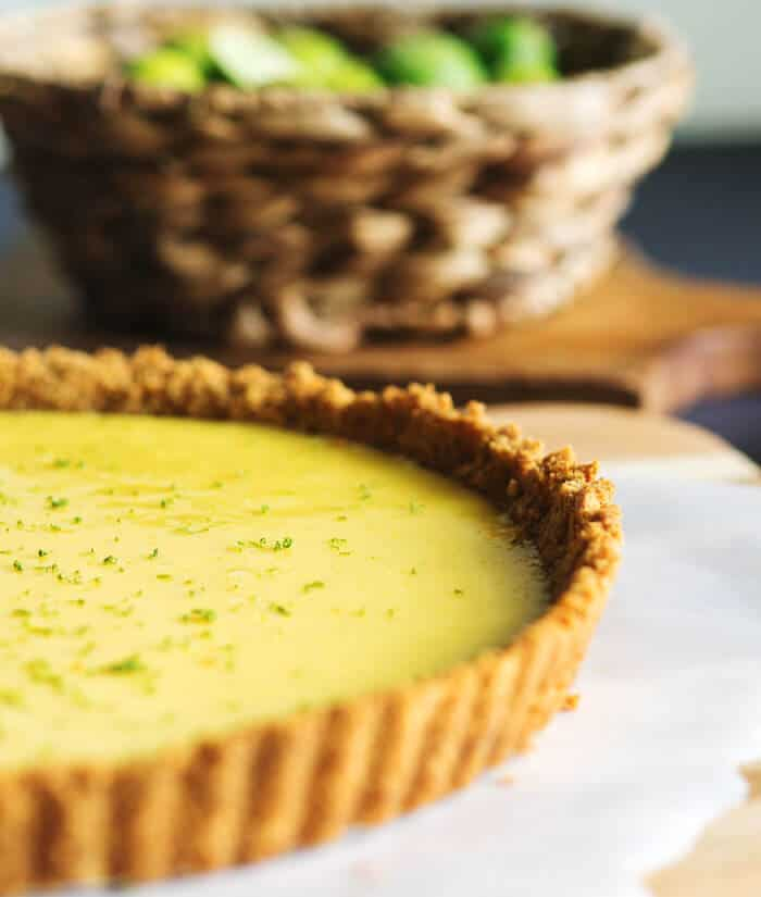 Simple and easy key lime pie recipe