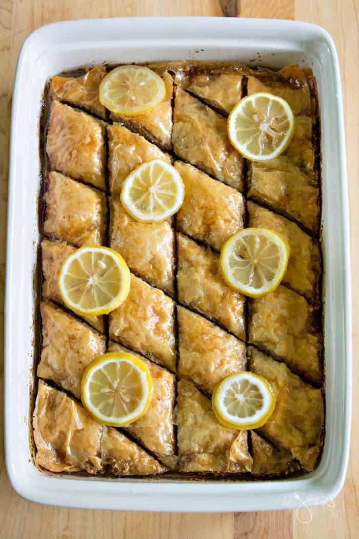 the best Baklava recipe