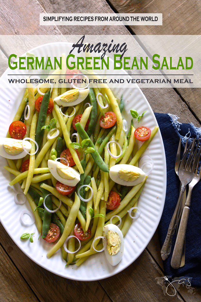German Green Bean Salad Recipe