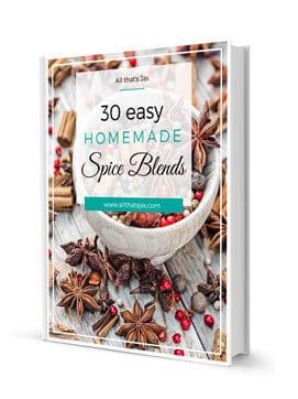 30 easy homemade spice blends