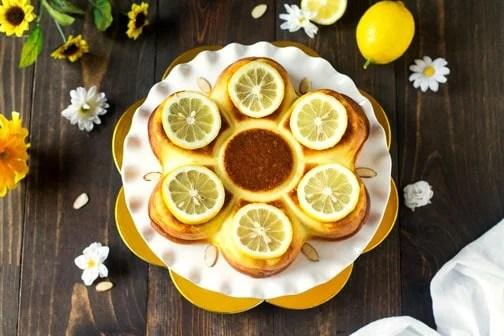Corsican Lemon Cheesecake - Fiadone | All that's Jas
