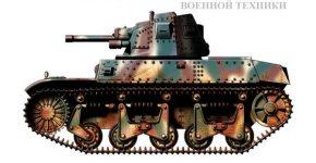 Танк AMC 35