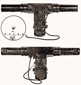 Стереоскопический дальномер ТКД-09