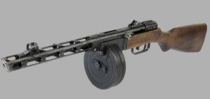 Стрелковое оружие Второй Мировой войны