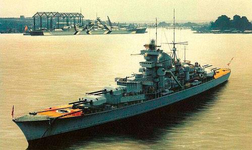 Флот Второй Мировой Войны