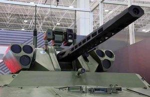 Боевой модуль комплекса «Вихрь»