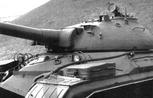 Башня танка Т-10М