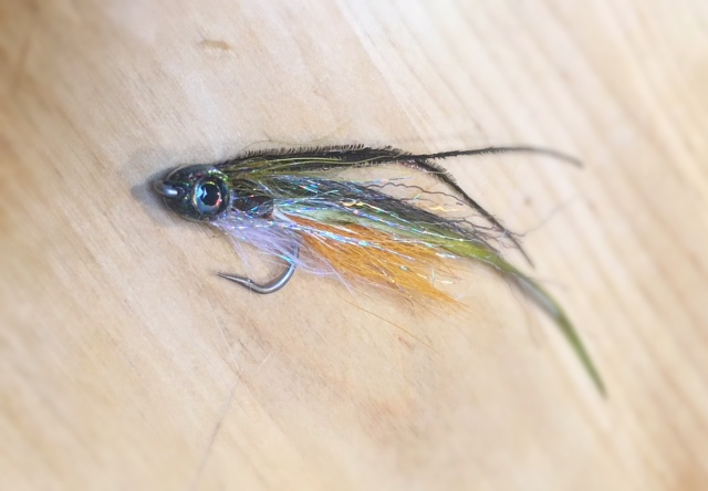 April Fly Selection