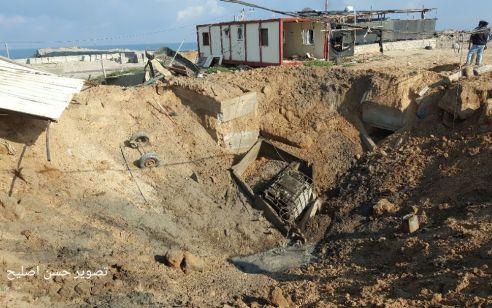 דיווח ערבי: תקיפה של צהל לעבר עמדה של חמאס ברפיח