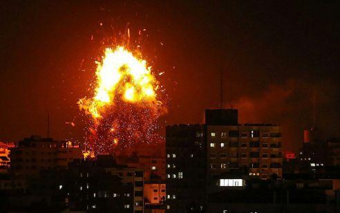 """אזעקת צבע אדום עוטף עזה: נפילה בשטח הרצועה – צה""""ל: הירי לגוש דן בוצע על ידי חמאס"""